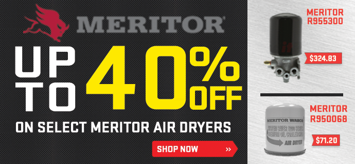 meritor air dryer
