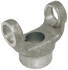 B24503 by BUYERS PRODUCTS - 1310 END YOKE,1-1/8inRD,1/4in KWY thumbnail 1 of 1