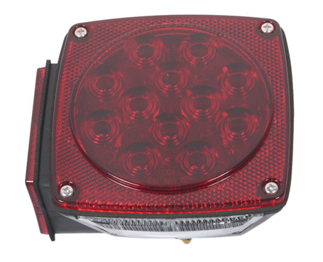 51992 by grote submersible led trailer lighting kit red. Black Bedroom Furniture Sets. Home Design Ideas