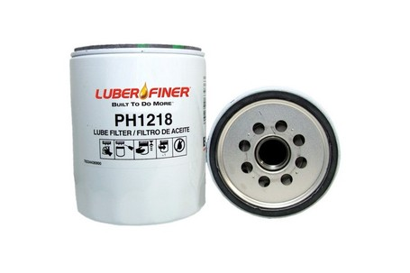 PH1218 by LUBER-FINER - Engine Oil Filter, 3.77 [96mm]